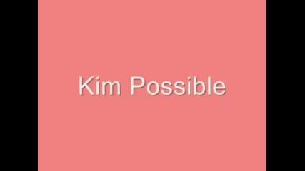 Песничката От Сериала Kim Possible