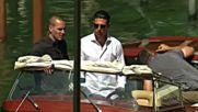 Джордж Клуни представя филм за расизма на фестивала във Венеция