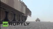 Йемен: Стотици саудитски танкове напускат Аден за да подкрепят лоялисти на бившият президент Хади