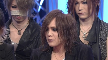 the Gazette Interview - The 6th J-melo Awards 2013 (bg subs)