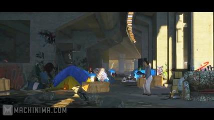 Grand Theft Auto V Официален трейлър [hq]