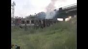 Пожар Във Влака Пловдив - София