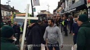 Ислямисти посрещат на нож и нападат християнски патрул в Лутън