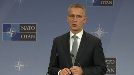 Belgium: NATO, UK deploying troops, jets to E. Europe 'to prevent conflict' – Stoltenberg
