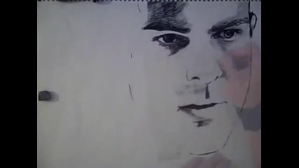 Heroes Sylar - Portrait