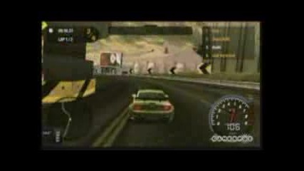 Need For Speed Most Wanted Psp 2