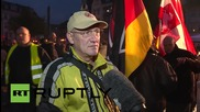 Germany: Thousands of AfD supporters rally against Merkel's refugee policies
