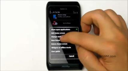 Nokia E7 - 00 video review - Symbian^3