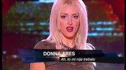 Donna Ares - Ah to mi nije trebalo ( Tv Grand 20.02.2014.)