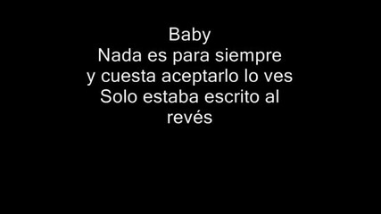 Christian Chavez - Baby (with lyrics)
