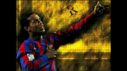 Ronaldinho and Bobi Freestyle