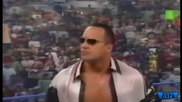 Wwf Stone Cold,the Rock,kurt Angle,rikishi Segment