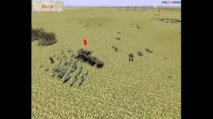 Rome Total War Online Battle #118 Pontus vs Britania
