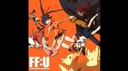 Kana Ueda - Over the Fantasy ( Final Fantasy Unlimited ) (с бг превод)