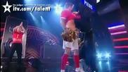 The Chippendoubles - Britains Got Talent 2010 - Semi - final 5