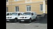 Български пощи получиха нови автомобили
