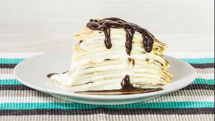 Goodlife: Палачинкова торта