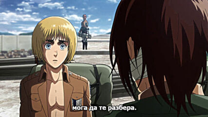 Attack on Titan Season 3 Episode 19 [ Бг Субс ] Вградени