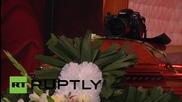 Мексико: Погребаха фотожурналиста Рубен Еспиноза