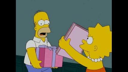 The Simpsons Семейство Симпсън сезон 20 епизод 6