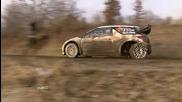 Rallye Monte - Carlo 2015- Stages 6-8 ( Crash S. Loeb #4 and K. Meeke #3 )