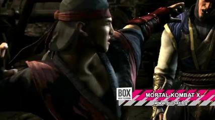 Mortal Combat X - Review Playbox