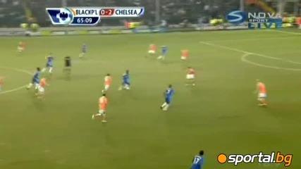 Блекпул 1 - 3 Челси