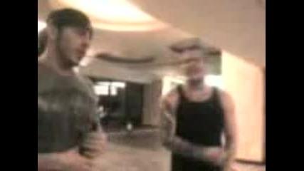 Jeff And Matt Hardy Пред Web Kamera