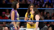 Bayley and Nikki Cross sign their Extreme Rules contract: SmackDown LIVE, July 9, 2019
