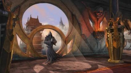 Mortal Kombat 9 - Soundtrack_ Evil Monastery