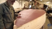 Изработване на дървена, плоскодънна лодка. Епизод- 21