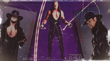 Mv   Undertaker - Murdered Love [2012]   R3d 3vil Production