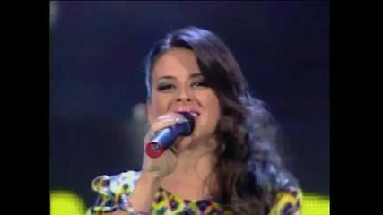Ana Sević - Takve kao ti (Zvezde Granda 2010_2011 - Emisija 28 - 16.04.2011)