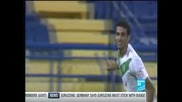 Джибрил Сисе с 5-ти гол в Шампионската лига на Азия