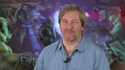 Warhammer 40k оръжия и врагове