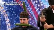 Hayashi - Britain's Got Talent