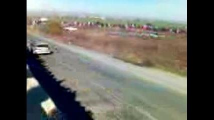 Rally Burgas - 21.11.2006 (clip7)