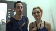 Dancing Stars - Финалистите Албена и Калоян (04.06.2014)