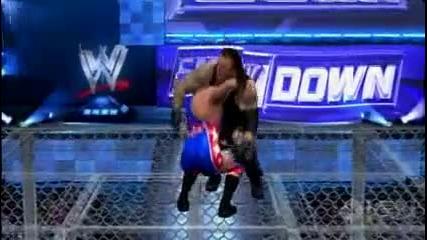 Wwe Smackdown Vs Raw 2011 - Finishers през маси, стълби, адска клетка и много други!! Hd 1080p