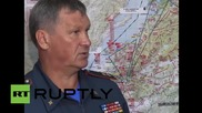 Russia: EMERCOM specialists arrive to battle wildfires in Buryatia