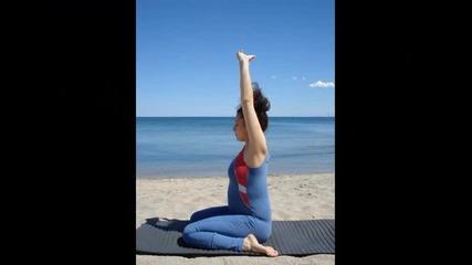 Йога-йога за бременни с Надя по Гита Айенгар-2