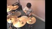 Smells Like Teen Spirit - Nirvana Drum Cover