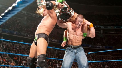 John Cena vs. Triple H vs. Shawn Michaels – WWE Title Triple Threat Match: Survivor Series 2009 (Full Match)