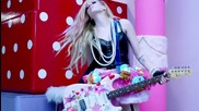 + Бг Превод! Avril Lavigne - Hello Kitty ( Официално Видео )