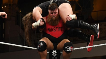 Dave Mastiff battles Kassius Ohno and more: NXT UK highlights, Jan. 16, 2020