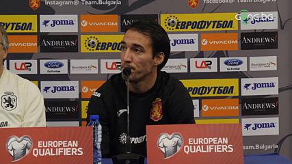 Попето се отказа от националния отбор на България