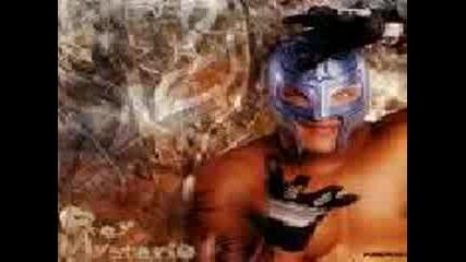 Snimki na Rey Mysterio