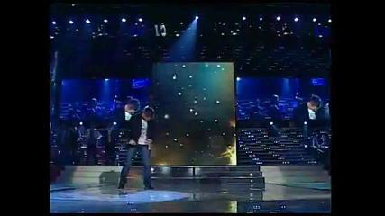 Slobodan Rakić - Emisija 3 (Zvezde Granda 2011_2012 - Emisija 3 - 08.10.2011)