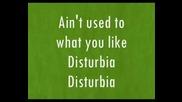 Rihanna - Disturbia(с Текст)
