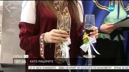 """""""Болярска сватба"""" за двама влюбени от Ловеч"""